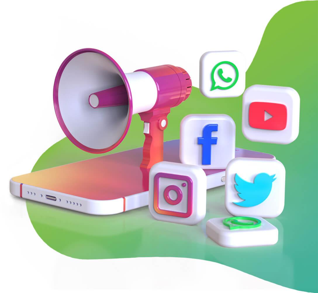 Közösségi média kommunikáció